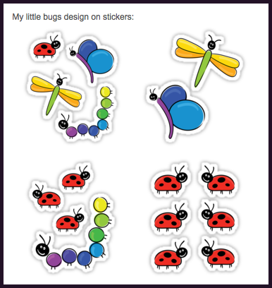 buggy stickers