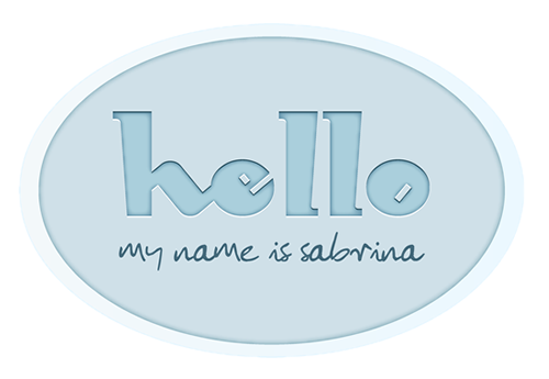 hello, my name is sabrina